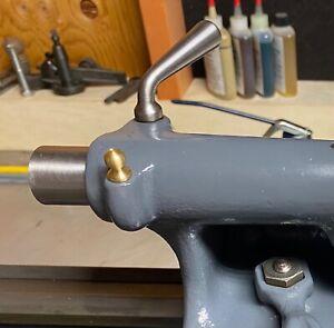 """South Bend 9"""" model C lathe dauber"""