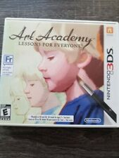 Art Academy Lessons For Everyone 3DS