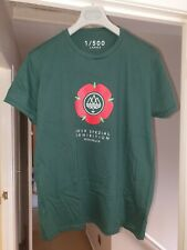 Spezial SPZL Blackburn Exhibition 2019 Green T Shirt Large Size 1/500