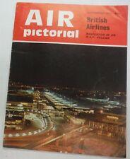 Air Pictorial Magazine British Airlines RAF Vulcan September 1975 FAL 062215R2