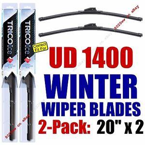 WINTER Wiper Blades 2pk Premium fit 1994-2008 UD 1400 - 35200x2