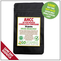Active Hexose Correlated Compound AHCC 100% Organic Pure
