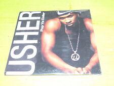 USHER - POP YA COLLAR !!!!!!!!!!!!!!!!!!!!RARE CD!!!!!!
