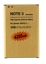 4200mAh High Capacity Battery for Samsung Galaxy Note 3 N9000