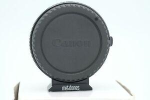 Metabones canon EF-M43 Mount S Speedboster EF-MFT EF M43 MFT adapter