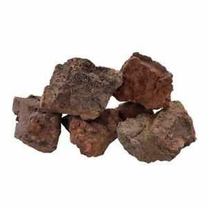 Red/Brown Lava Rock - per kg. Great for aquariums. Natural