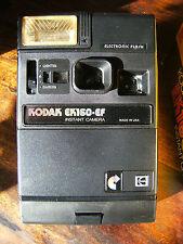 Rare Vintage  Kodak EK160-EF instant camera (Polaroid style)
