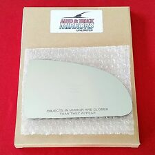 NEW Mirror Glass + ADHESIVE CHEVY COBALT PONTIAC G5 Passenger Right Side