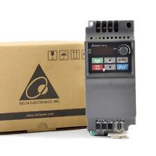 Delta Variable Frequency Drive VFD driver VFD015EL21A 1Phase 220V 1.5KW