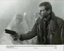 1982 Press Photo Scene from Movie Blade Runner with Actor Harrison Ford