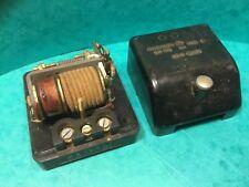 Aircraft parts war ministries crown mark accumulator cut out type 1 5A/3091