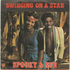 "Spooky & Sue - Swinging On A Star (7"", Single) Vinyl Schallplatte 37849"