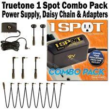 Visual Sound 1-spot 9v Pedal Power Supply Nw1 With Multi-plug Cable / Truetone