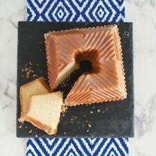 NEW NORDIC WARE BUNDT SQUARED CAKE PAN JELLO MOLD