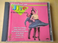 Hooked on JiveCDboogie woogie rock chow chow Kansas city Caldonia Mona Lisa