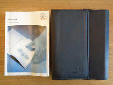 Toyota RAV4H RAV 4H Owners Handbook//Manual and Wallet 15-18