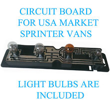 1995-2006 Dodge Sprinter Mercedes Tail Light Circuit Board 367209989 Usa Dot (Fits: Dodge)