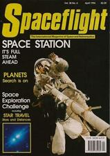 Spaceflight Science & Technology April Magazines