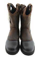 Georgia Men's 12' Pull-On Muddog Comfort Core Work Boots G5514 Size 9