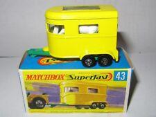 Matchbox Superfast Trailer Diecast Cars, Trucks & Vans