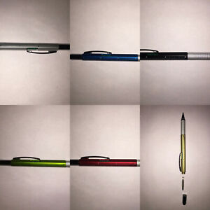 6 in 1 Screwdriver, Stylus, Spirit level, Ruler and pen-UK STOCK-FREE DELIVERY