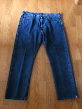 Kansas City Chiefs Men's NFL Team Apparel Jeans Size 38 X 30 NWOT FAST SHIPPING