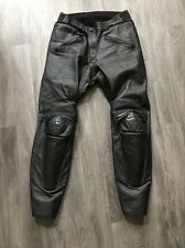 Dainese cuero moto pantalones/pantalones Completo Talla 48 euros (32)