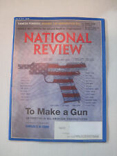 National Review VLXVN13 - To Make A Gun - Juy 15, 2013