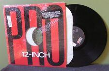 "Rob Base & DJ EZ Rock ""Get On The Dance Floor"" 12"" VG+ in shrink OOP"