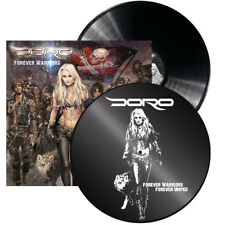 Doro - Forever Warriors - New Ltd Edn Vinyl 2LP - Etched - Pre Order -17/8