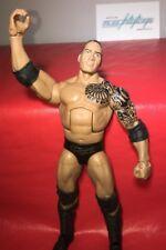 WWE The Rock Mattel Elite Wrestling Figure Legends Series 3 2010 Dwayne Johnson