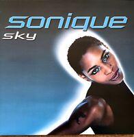 """Sonique 12"""" Sky - Europe (EX+/EX)"""