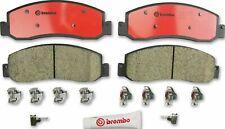 Fits Ford F250 F350 F450 Super Duty Ceramic Brake Pad Brembo P24130N / D13337974