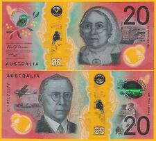 Australia 20 Dollars p-new 2019 UNC Polymer Banknote