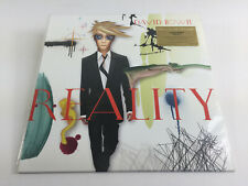 David Bowie - Reality | Music on Vinyl | 12 Page Booklet | Vinyl LP | NEU OVP |