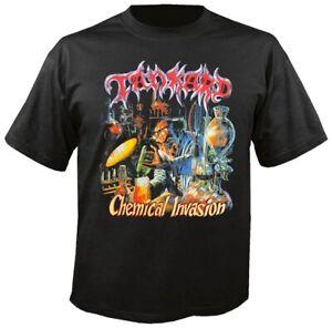 TANKARD - Chemical Invasion - T-Shirt