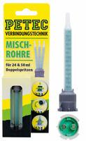 Petec Mischrohre 3er Pack für Doppelkartusche Doppelspritzen 98603 !