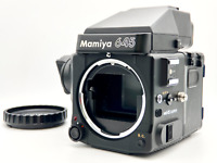 [N MINT] Mamiya M645 Super Medium Format Film Camera Body AE Finder from JAPAN