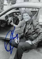 David Hasselhoff 5x7 Signed Autograph RP [Mint]