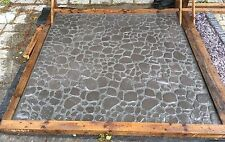 30 Mull Cobble Paving  slate grey including delivery ( some exceptions )
