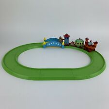 The Night Garden Ninky In Nonk Motorised Train Set-Completo Conjunto de Juego Electrónico