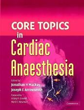 Core Topics in Cardiac Anaesthesia-ExLibrary