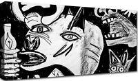 Quadro Moderno Cm 100x50 Stampa su Tela Arredamento Arte Arredo Casa Guernica