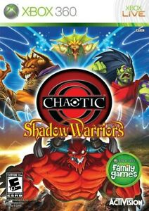 Chaotic: Shadow Warriors - Xbox 360 Game
