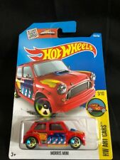 Hotwheels 2015 Morris Mini HW Art Cars