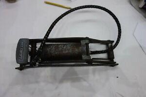 vintage DELSWIFT foot pump