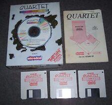NEW Atari 520 1040 ST STFM STE Mega computer Quartet Microdeal music software