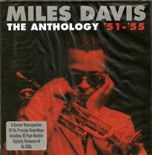 Miles Davis - The Anthology '51-'55 - (5CD 2011) NEW/SEALED