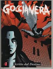GOCCIA NERA star comics nn. 0 - 1 - 2 - 3 - 4  completa goccianera  CPL con zero