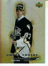 2005-06 McDonald's Upper Deck Sidney Crosby #51 Pittsburgh Penguins